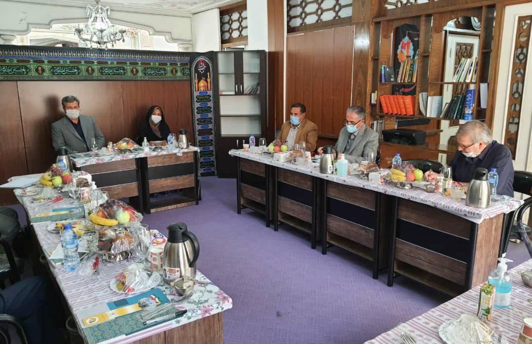 برگزاری جلسه شورای هماهنگی موسسان مدارس غیر دولتی
